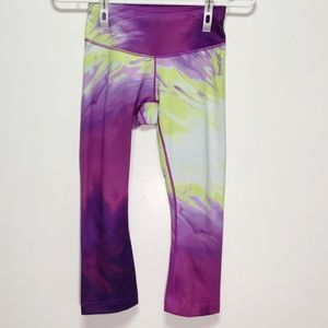 Reebok Multicolored Activewear Leggings